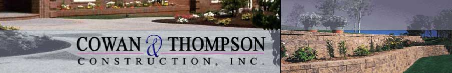 Cowan & Thompson Construction, Inc.